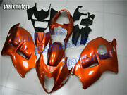 Fairing Bodywork Injection Abs Mold Fit For 1999-2007 1997 Gsxr 1300r Orange Ae2