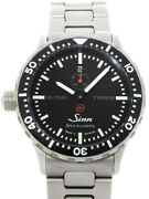 [oh] Sinn 9910 Military Type Iii Limited Edition Automatic Mens 43mm Box And Paper