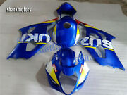 Fairing New Abs Blue Injection Plastic Fit For Suzuki 2003-2004 Gsxr 1000 K3 Rb1