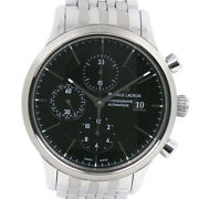 Maurice Lacroix Lc6058-stainless Steel002-330 Les Classics Watches Stainle...