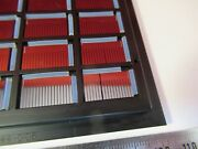 V-groove Silicon Wafer 16x Fiber Optics Laser Chip Optical As Pictured 10-a-04