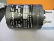 Boonton Radio Q Factor Standard Calibration Inductance As Pictured And15-ft-x20