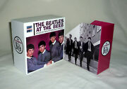 The Beatles At The Beeb Empty Promo Box For Mini Lpjewelcase Cd