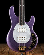 Music Man Stingray Special Hh - Amethyst Sparkle - Free Shipping