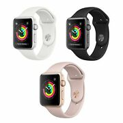 Apple Watch Series 4 40mm Gps + Cellular Aluminum/stainless Steel All Colors -ob