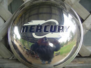 Nos Vintage 1946 1947 Mercury Coupe Sedan Eight Hubcaps Wheel Covers Center Cap