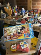 Vintage Toys Ideal Cannonball Charlie 70s Collectable Kids Toys