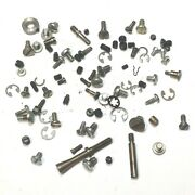 Spare Screws And Wachers For Singer 750 Touch And Sew - Oem Sewing Machine Parts
