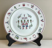 Johnson Brothers The 12 Twelve Days Of Christmas Dinner Plate Drummers Drumming
