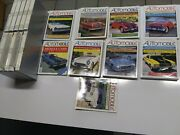 Collectible Automobile Magazine - Lot Of 98 Issues