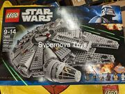 [pickup Only] Lego Star Wars 7965 Millennium Falcon Authentic Factory Sealed