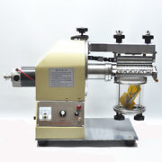 220v 6'' Strong Force Gluing Machine Glue Coating For Paper Leather