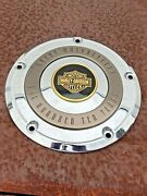 Genuine 🔥 2013 Harley 110th Anniversary 5-hole Derby Cover Road Glide Softail