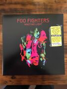 Foo Fighters - Wasting Light 2xlp - Roswell 180g Nm Rare 45 Pressing