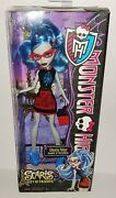 Monster High Scaris 2012 Series Doll Set Ghoulia Yelps City Of Frights New Htf