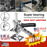 Viking Arm Precision Clamping Tool Labor Saving Lifter Cabinet Jack Support Pole