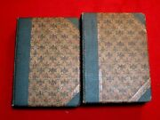 1867 British Authors Chronicles Of The Schonberg-cotta Family / Two Volumes