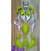Motorcycle Fairing Honda Msx Sf Color Lime- Brond Green Frame Body With Sticker