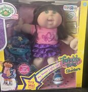 Cabbage Patch Kids Doll Twinkle Toe By Skechers W/backpack Toys R Us Exclusives