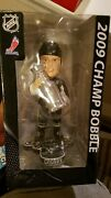 Sidney Crosby 87 2009 Pittsburgh Penguins Nhl Stanley Cup Champions Bobblehead