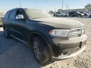 Trunk/hatch/tailgate Privacy Tint Glass Fits 14-18 Durango 2346843
