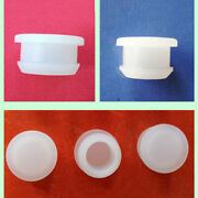 10.5mm-30mm Silicone Hole Plug Blanking End Cap Snap-on Insert Bung Transparent