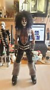 Kiss Eric Carr Creatures Of The Night 1/6 Scale 12 Inch Custom Doll Figure