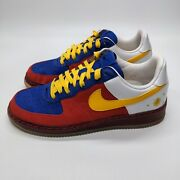 Nike Air Force 1 Insideout Priority Filipino Multicolor Size 12 314770-671 2006