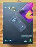 Flir One Pro Lt Pro-grade Thermal Camera For Android Micro Usb + Usb-c Adapter