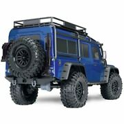 Traxxas Trx-4 Landrover Defender Brushed Automodello Elettrica Crawler 4wd Rtr 2