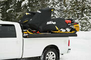 Ski-doo Wrap Clip Snowmobile Cover For Rev-xs With 1+1 And Backrest - 280000626