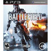Battlefield 4 Playstation 3 Ps3 Ea Sports - Brand New Free Shipping