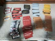 531 Player/ Slot Cards From Resorts And Casinos And Hotel Room Keys.