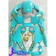 Fairing Honda Msx Mint Blue Abs Frame Body Model With Sticker Motorcycle Parts