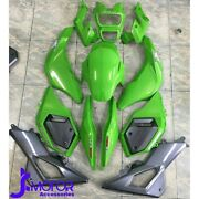 Fairing Honda Grom Msx Sf Green Abs Frame Body With Sticker Motorcycle Parts