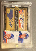 12-13 Upper Deck The Cup Scripted Duos Teemu Selanne And Dale Hawerchuck