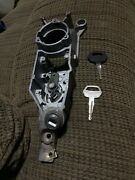 Used Saab 900 Ignition Lock Housing With 2 Keys 1979 To 1994