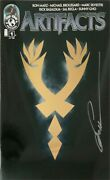 Artifacts 1-13 Complete Set Of 1100 Gold Foil Variants Signed Ron Marz Rare