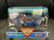 Spin Master Monster Jam Son-uva Digger 1/24 Scale Die Cast New Unopened
