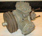 Rare Gm Delco 1958 Oldsmobile Air Ride Compressor 5540400 Fits Other Gm Cars