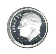 2021-s San Francisco Silver Roosevelt Dime From Proof Set