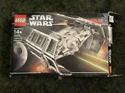 Lego 10175 Star Wars Vaderand039s Tie Advanced- Original Packaging Box Damaged