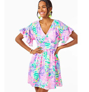 Lilly Pulitzer Blaire Stretch Dress It Was All A Dream Size 2 New And Authentic