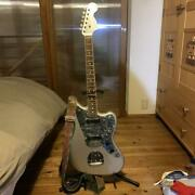 Psychederhythm Cheetah Limited Platinum Silver Electric Guitar Japan Shipped