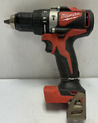 Pre Owned Milwaukee 2902-20 M18 1/2 Compact Brushless Hammer Drill Driver