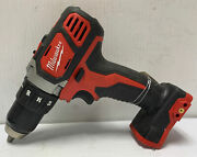 Pre Owned - Milwaukee M18 18v 2606-20 Cordless Compact Drill 1/2 Driver