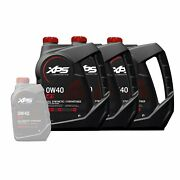 Brp Ski-doo Can-am Sea-doo Xps 4-stroke Full Synthetic Oil Case Of 3 779140