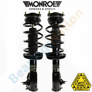 Monroe Quick Strut Assembly For 2006-2011 Honda Civic Coupe Front Pair
