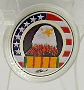 Challenge Coin Vietnam War Welcome Home Brothers