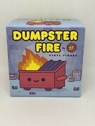 100 Soft Dumpster Fire Sunburn Red Fye Exclusive Sold Out - Brand New